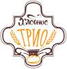 Хлебное трио — Тотемский хлебокомбинат Логотип